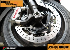 Others T-Max530日本Gale Speed 加大浮動碟