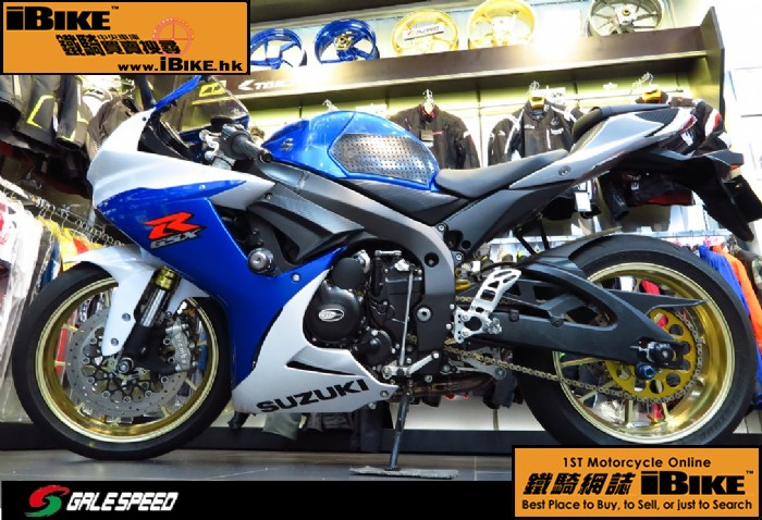Others GSX-R600/750 (2011-16`) 電單車