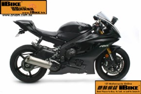 Others YZF-R6(17') 短尾牌架(連LED) 電單車