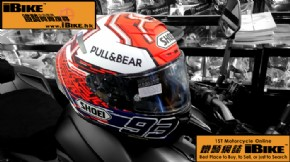 Others SHOEI X14 Marquez 5
