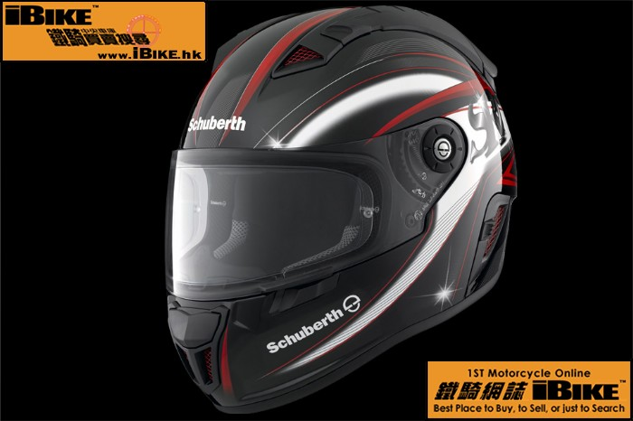 Others 2015 Schuberth SR-1 Blade Red 電單車