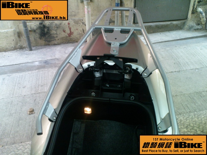 Others T-MAX Rear Box Carrier 電單車