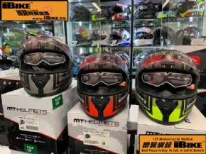 Others MT HELMETS THUNDER 3 SV  TT 人島花 ISLE OF MAN