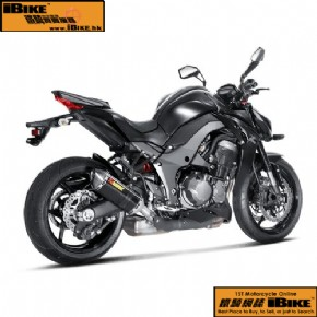 AKRAPOVIC 2015 Z1000 Slip On Dual Exhaust