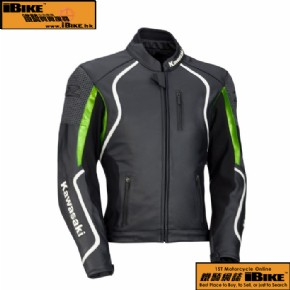 Kawasaki Kawasaki Z Leather Jacket
