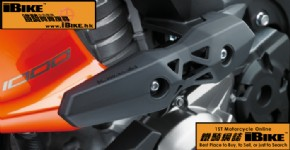 Others 2014 Kawasaki Z1000 Shroud Slider  電單車