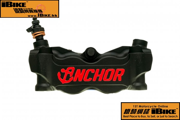 Others ANCHOR AN-C9 輻射對四活塞卡鉗 電單車